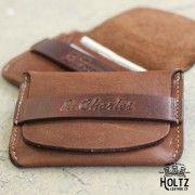Lester wallet or card case