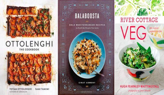 Fall 2013 Cookbooks