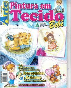 PINTURA EM TECIDO BEBÊ Nº53 - Jane Frade - Picasa Web Albums