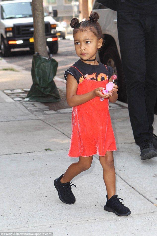 Astounding 17 Best Ideas About North West On Pinterest Celebrity Children Short Hairstyles For Black Women Fulllsitofus