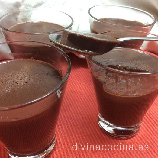 Cuajada de ColaCao » Divina CocinaRecetas fáciles, cocina andaluza y del mundo. » Divina Cocina