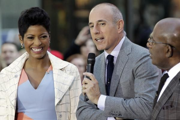 """Tamron Hall dismissed the importance of """"Today"""" to her life and career while discussing her departure from the NBC morning show."""