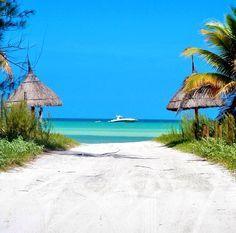 Holbox, near Cancun. Mexico