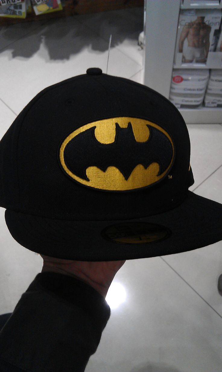 Batman Baseball Cap (USC Store)