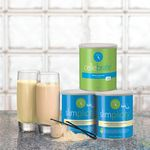 Satisfying, delicious Slimplicity Meal Replacement Shakes contain the right balance of vitamins, minerals and protein to keep your body running in optimal condition while increasing metabolism for wei(Best Weight Shakes)