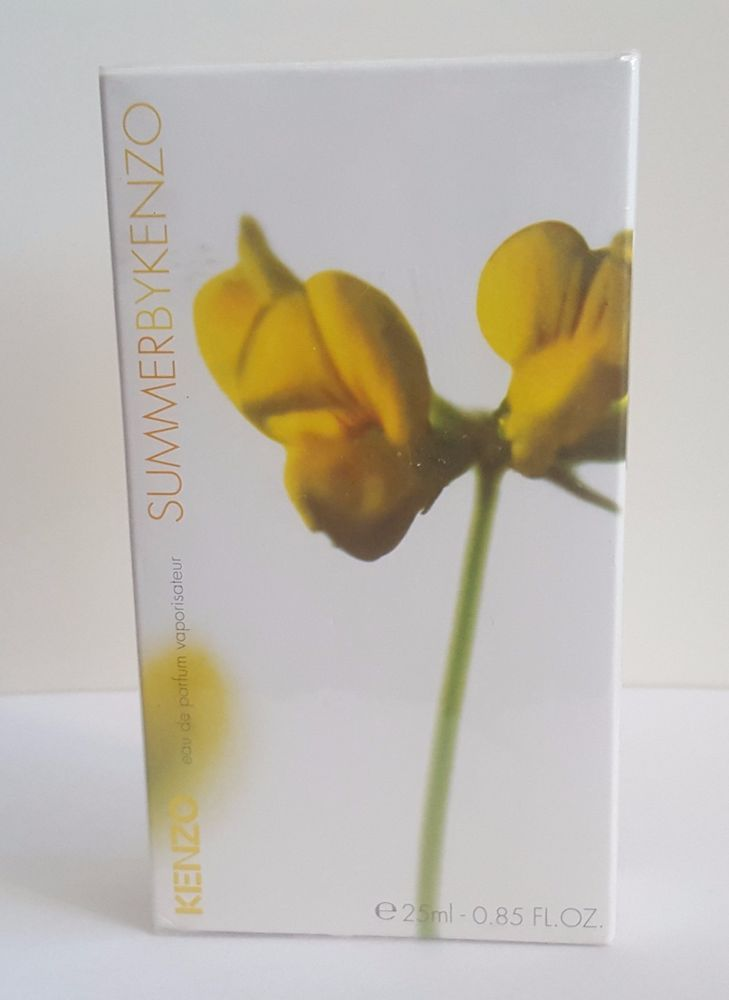 Kenzo Summer by Kenzo Eau de Parfum EDP Spray for Women 0.85 oz / 25 ml Sealed #KENZO