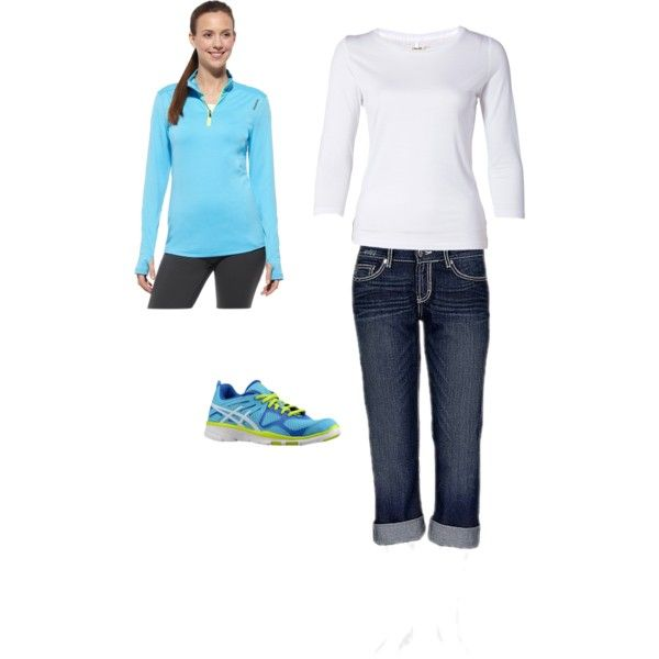 """Casual"" by jennil on Polyvore"