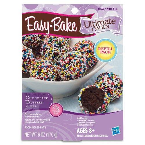 Easy-Bake Ultimate Oven Truffles Refill Pack