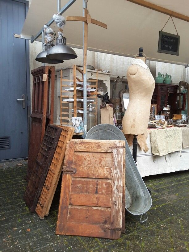 Brocante markt Dronten