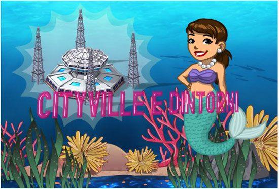 Fans di cityville-il blog: CityVille-Obiettivo Saga Degli Abissi Marini Atto ...