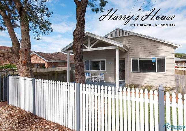 Harry's house  $989 for 8 nights  $164.83 each