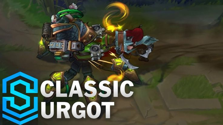 Urgot The deadnought gameplay and special interactions :D :D http://www.gg-arena.com/league-of-legends-urgot-the-dreadnought/ #games #LeagueOfLegends #esports #lol #riot #Worlds #gaming