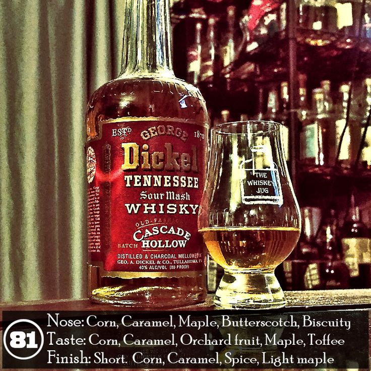 Light, airy and grain driven with a surprising amount of heat it's exactly what you would think a young hurried George Dickel would taste like and bears only a small resemblance to the fantastic stuff they're putting out now. It was a necessary chapter in the George Dickel story, but I'm glad they've moved this one to the appendix. It's a fun little expression to try and i'm glad I happened across a bottle, but it's not something I'll be actively hunting for again now that I've found one.