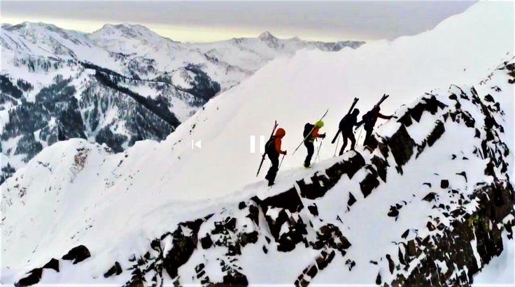 Skimo en UTAH. Foto Genis Zapater. Aquí su diario expedición por USA > https://moxigeno.com/2018/02/04/escalada-trail-running-y-skimo-en-usa-diario-expedicion-invernal-por-genis-zapater-del-granito-en-yosemite-al-powder-de-wasatch-en-utah/