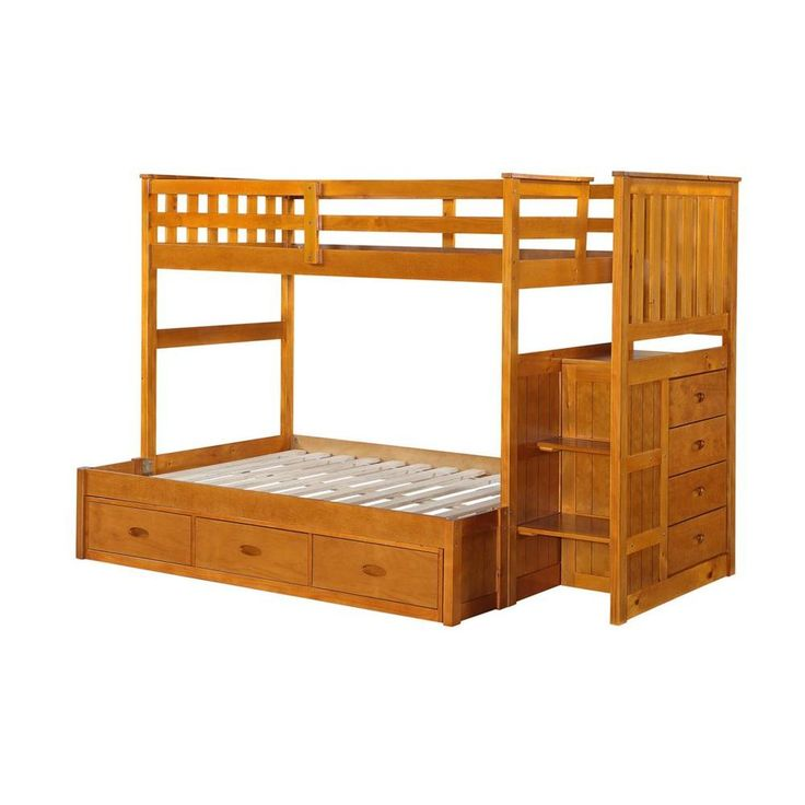 12 Best Bunk Beds Images On Pinterest 3 4 Beds Bunk Beds And Childrens Beds