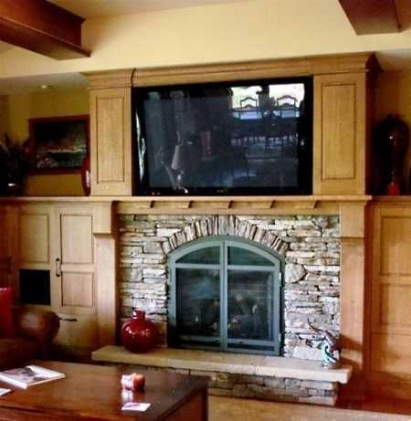 325 Best Interesting Fireplaces Images On Pinterest