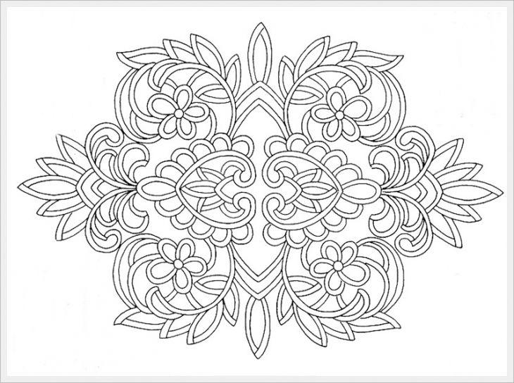 pattern 730×544 pixels