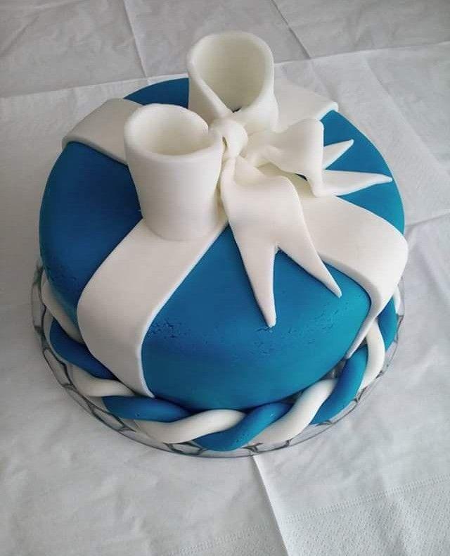 Geschenk Torte