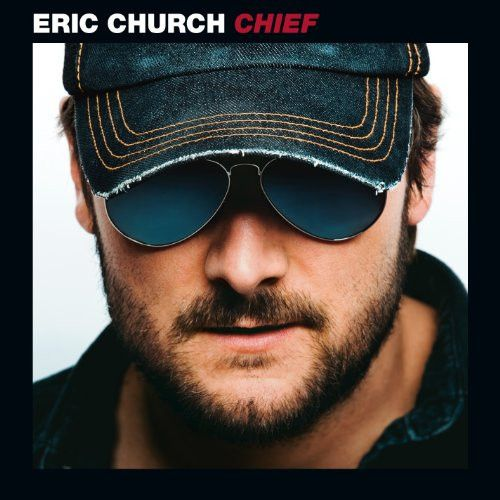 Eric Church Chief on LP Eric Church is on a mission. You might expect someone coming off of their first two Top Ten country singles and an ACM Award for 'Top New Solo Vocalist' to lock down the formul