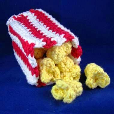 Popcorn Crochet - Amigurumi