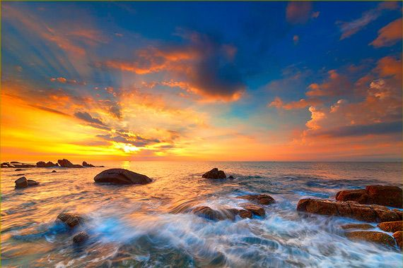 3 Quick Sunset Photography Tips