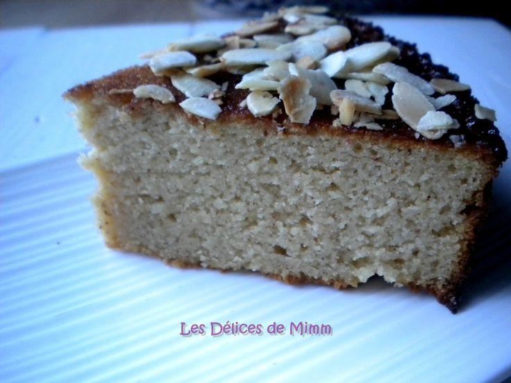 Le « Tout'amande » (gâteau sans beurre, sans gluten, IG très bas) 5