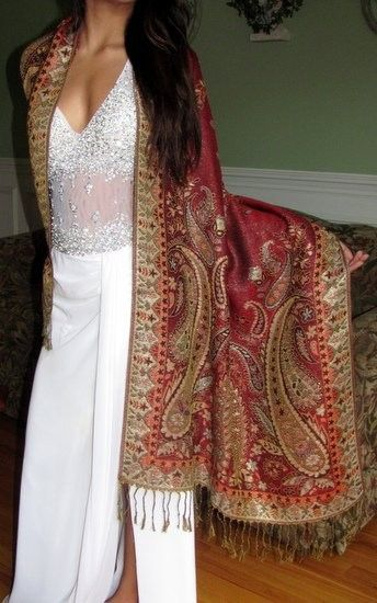 shiny silk pashmina evening shawl sale so much to choose from - women love shopping the pashmina sale at YE.