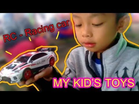 RC Toy racing car for Kids - My kid's toys