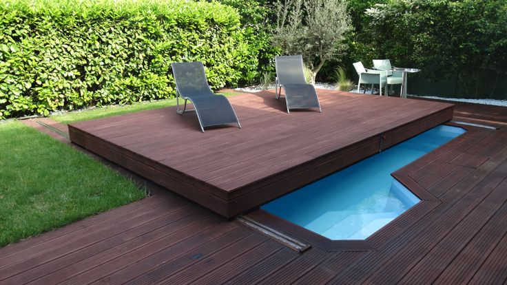 26 best terrasse mobile images on pinterest swimming pools terrace and small pools. Black Bedroom Furniture Sets. Home Design Ideas
