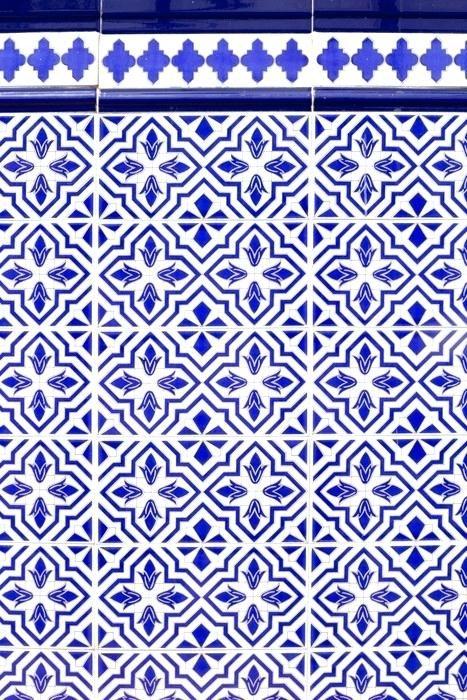 carrelage style andalou   Carreau, Carrelage mosaique, Carrelage