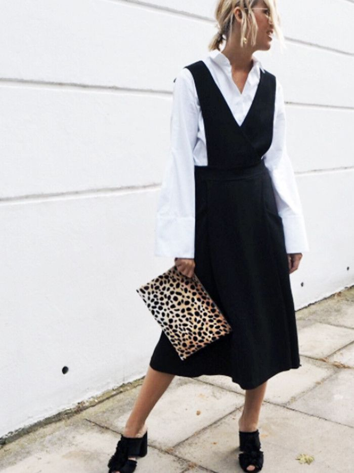 The Best Fashion Instagrams This Week: Ankle Boots Are Everywhere via @WhoWhatWearUK