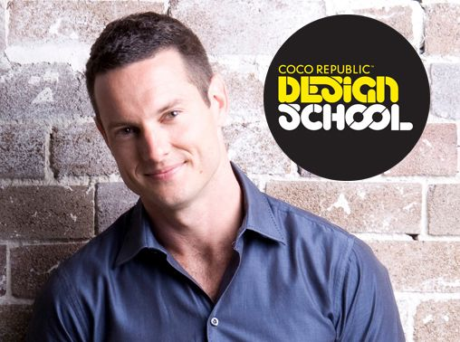 Design Field Notes- Design Session with Darren Palmer Coco Republic Design School Feb 2012