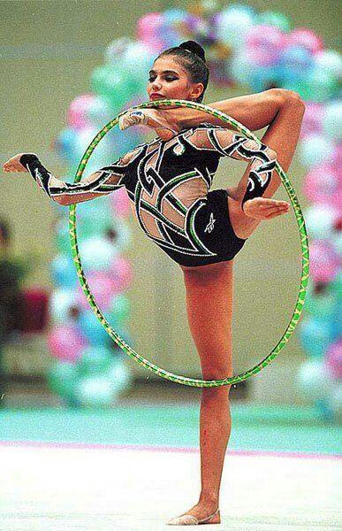 Alina Kabaeva (Russia)...