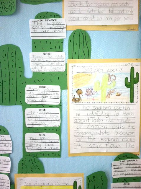 Having some fun while we read A Walk in the Desert from the Reading Street series.  Grade 2 - Unit 1