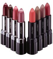 Shiseido Lipsticks: I carry both the lipsticks and liners in my kit.  Great colors, especially for bridal work with great formulation.  Creamy and long lasting.