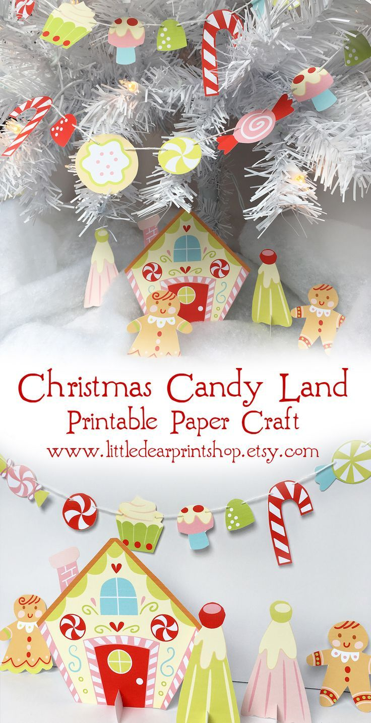Make Your Own x2 Christmas Sweet Tree Kit
