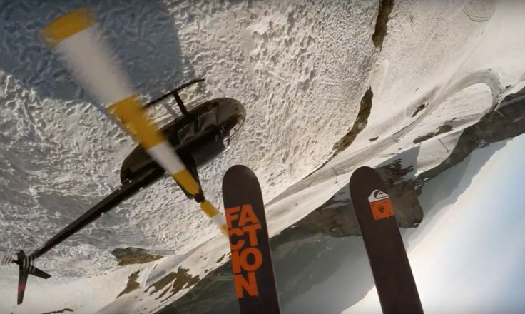 Candide Thovex Can't Stop Blowing Minds - The inventive, ridiculously talented Frenchman skis between legs, backflips into tunnels, and flies over helicopters. http://adventure-journal.com/2016/02/candide-thovex-cant-stop-blowing-minds-2/