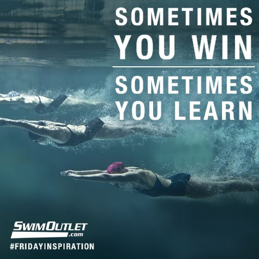 We don't just teach swimming... we teach persistence, self discipline, confidence, responsibility... and so much more.