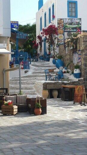 Kos town-Greece