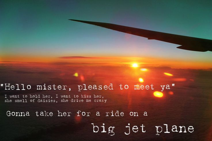 Jet Plane Angus And Julia Stone