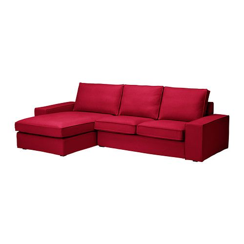 Kivik Loveseat And Chaise Lounge Ikea Kivik Is A Generous
