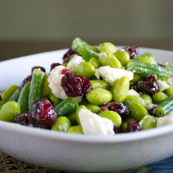 Healthy Edamame Salad Edamame Salad Is A Simple Side Dish Or