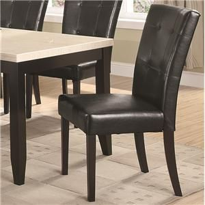 Coaster Dining Room Side Chair 102772 At Patrick Furniture At Patrick  Furniture In Cape Girardeau, MO