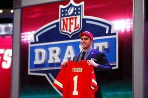 Welcome to the Chiefs, Eric Fisher!! #1