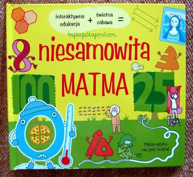 Bajdocja: Książki - matematyczne wabiki ;-)