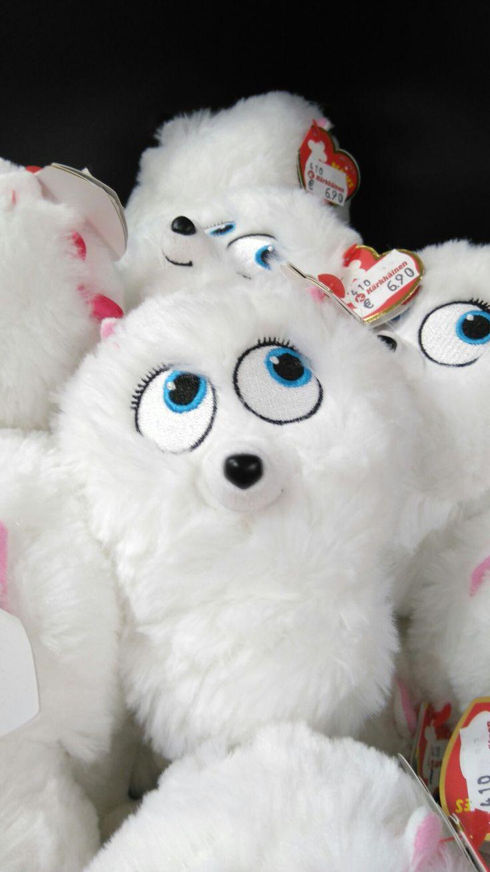 Mjukis (lemmikkien salainen elämä -leffasta); 6,90€, Kärkkäinen (lasten osasto)