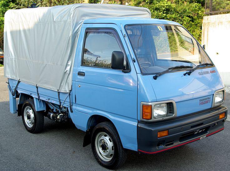 1991 Diahatsu Hijet 4WD For Sale Calgary Canada