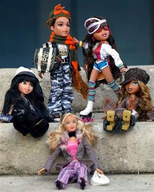 Ruling could mean end to saucy Bratz dolls - Business - Retail ...