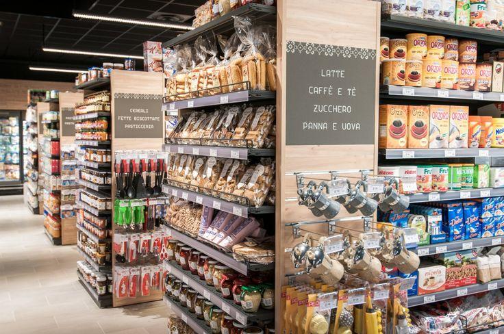 #progettazione #foodretail #supermercati #borello #simplymarket #retail #design #ricettario #digital #innovation