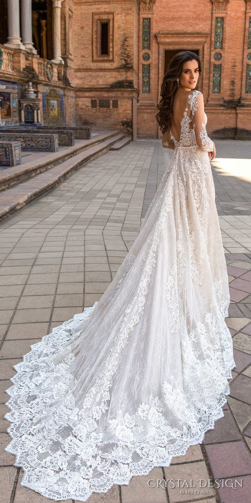 Marlen by Crystal Design - The Blushing Bride boutique in Frisco, Texas